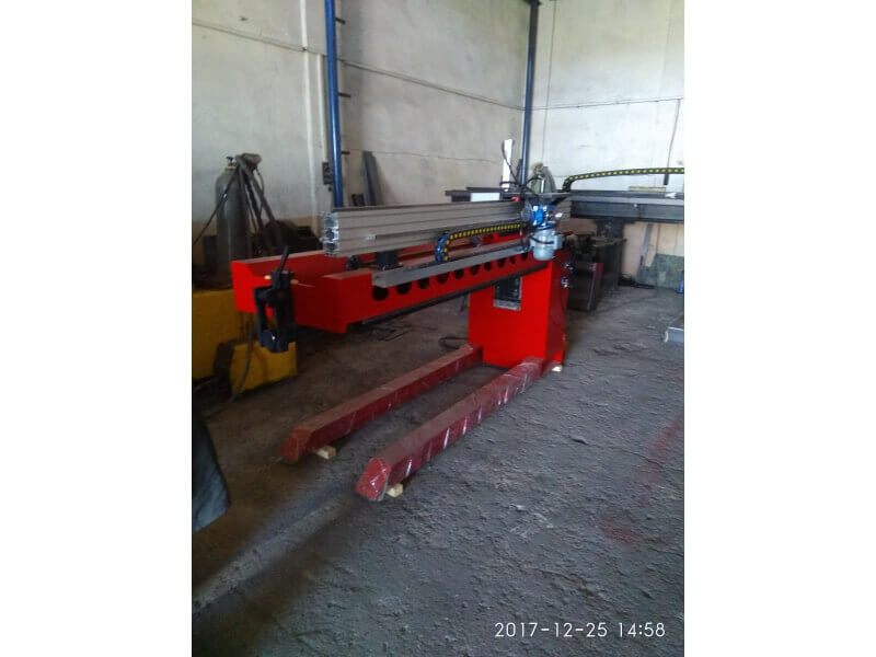 Longitudinal Welding Machine