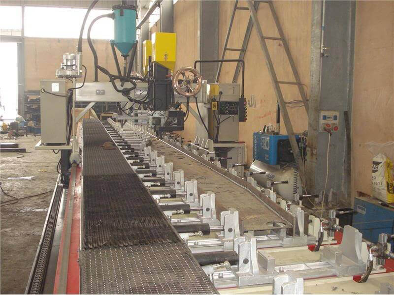 Welding Frame Machine