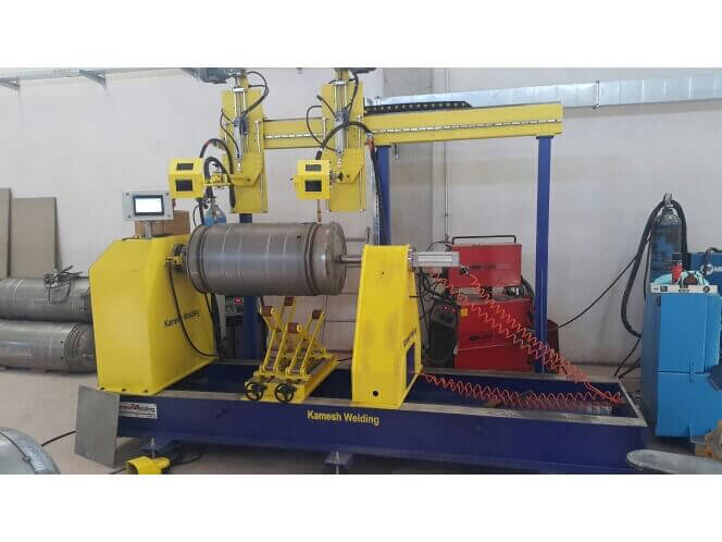 Circular Welding Systems