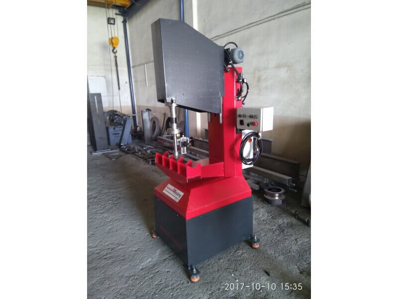 Collar Welding - Sleeve Welding Machine